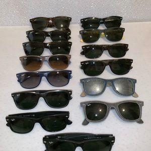 Brand name REAL slightly used sunglasses
